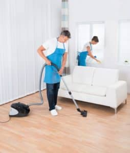 Washington DC Property Cleaning Service